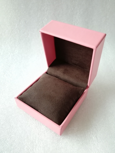 Multicolor Special paper Velvet Custom Jewelry Boxes Packaging With Your Own Logo And Different Colors