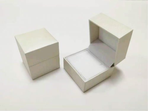 Good Quality Beige Jewelry Set Plastic Jewellery Box
