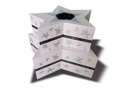 Stars design packaging high-end special edition perfume box