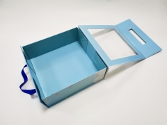Magnet folding boxes with Hand luxury gift boxes for gift packaging packaging boxes for clothes
