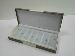 Health Product Packaging Box Essential Oil Flip Box Cosmetic Or Medicine Gift Package Box