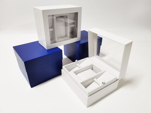 Hand Interchangeable Strap Box Set Watch boxes