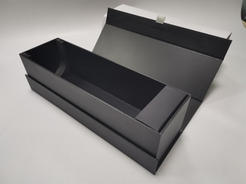 X.O Wine box For Extra old cognac Limited edition By Frank gehry